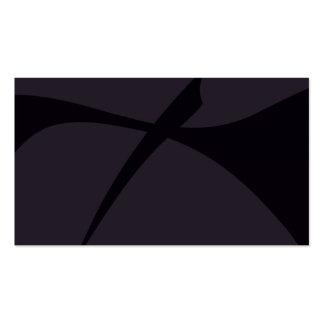 Arte abstracta preta simples