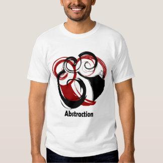 Arte abstracta t-shirts