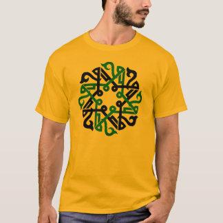 Arte árabe e islâmica camiseta