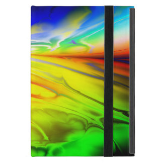 Arte D Powiscases do Fractal Capas iPad Mini