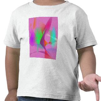 Arte da atmosfera camiseta