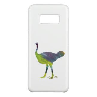Arte da avestruz capa Case-Mate samsung galaxy s8