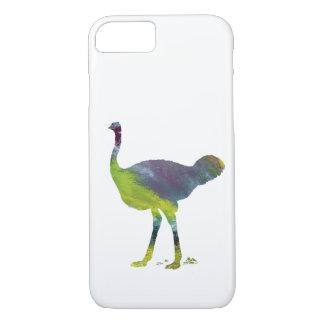 Arte da avestruz capa iPhone 8/ 7