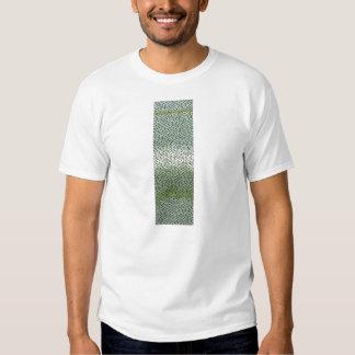 Arte da ciência abstrata camiseta