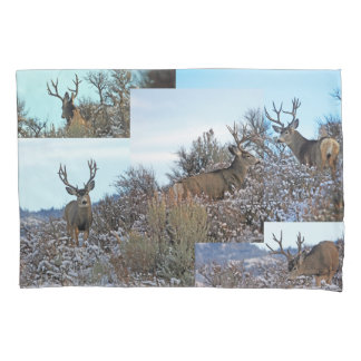 Arte da foto dos cervos de mula