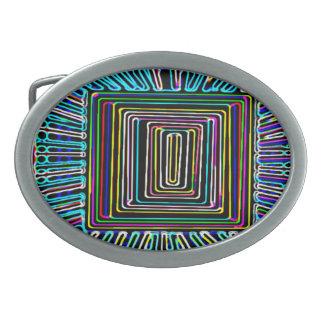 Arte da viagem espacial - botão invisível da mosca