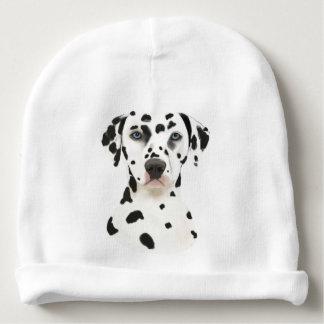 Arte Dalmatian do cão Gorro Para Bebê