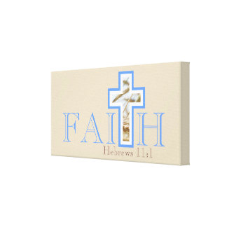 Arte das canvas da fé