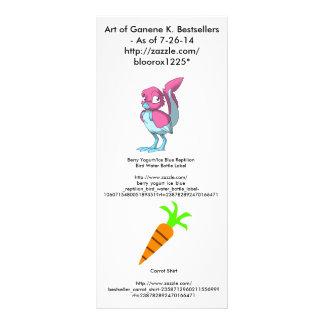 Arte de Ganene K. Bestseller Observação Modelo De Panfleto Informativo