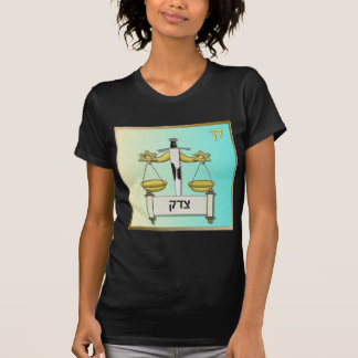 Arte de Israel Dan dos tribos de Judaica 12 Tshirt