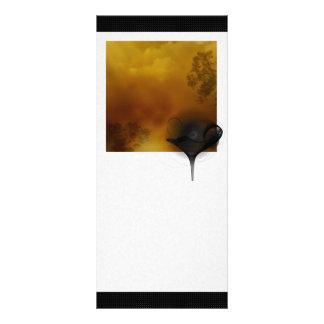 Arte de Martini do país das fadas de Banshini 10.16 X 22.86cm Panfleto