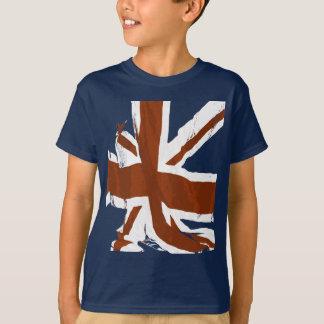 Arte de Union Jack Camisetas
