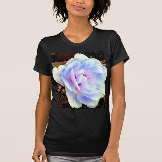 Arte design fotografia cor-de-rosa de CricketDi T-shirt