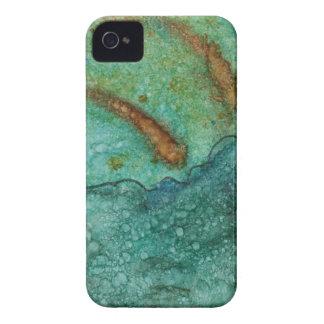 Arte do azulejo do número 4 capinhas iPhone 4
