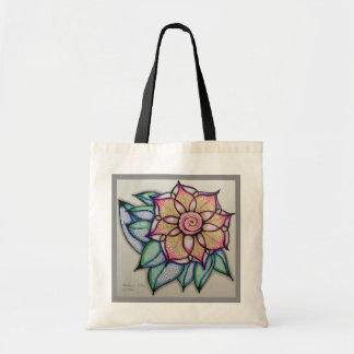 Arte do bolsa w/Flower