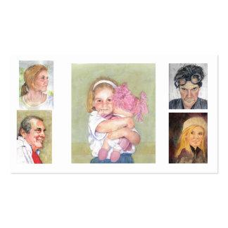 Arte do cartão de visita de Mary Dunham Walters