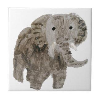 Arte do elefante do animal selvagem