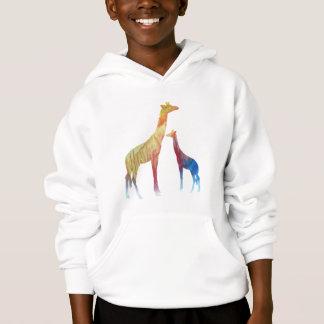 Arte do girafa