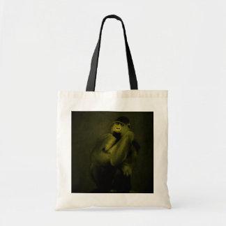Arte do gorila bolsas