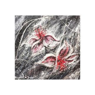 Arte do impressionismo na lona impressa impressão em canvas