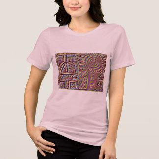 Arte do vintage de REIKI Camiseta