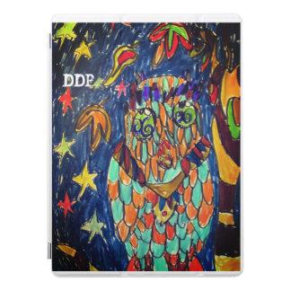 arte dois da queda da coruja capa para iPad pro