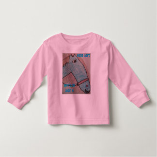 Arte dos miúdos t-shirts