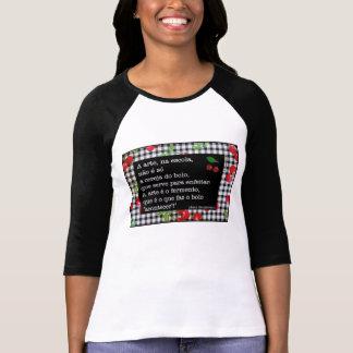Arte é cereja? t-shirts