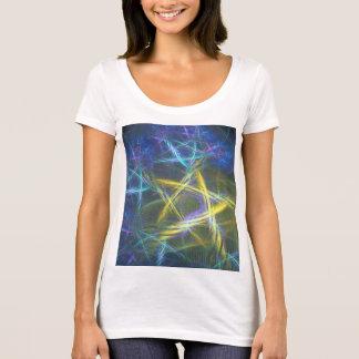 """Arte feita sob encomenda do Fractal de """"Starform"""" Camiseta"""