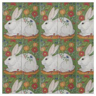 Arte floral do tecido da páscoa do primavera do