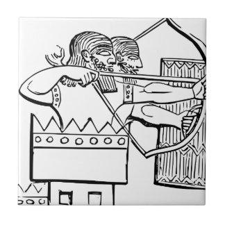 Arte grega do guerreiro