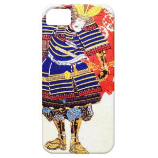 Arte japonesa clássica Japão do samurai Capa Para iPhone 5