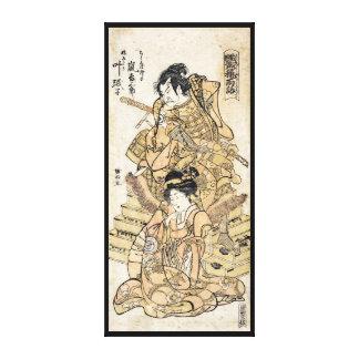 Arte japonesa legal do guerreiro do samuraj do