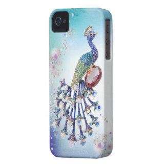 Arte lunática da fantasia do impressão das jóias capinhas iPhone 4