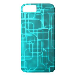 Arte moderna do laser de raio X Capa iPhone 7