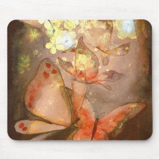 "Arte Mousepad ""borboletas bonito """