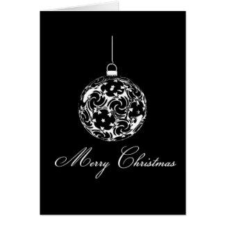 Arte-Natal 116 de Cartão-Feriado do cumprimento Cartão De Nota