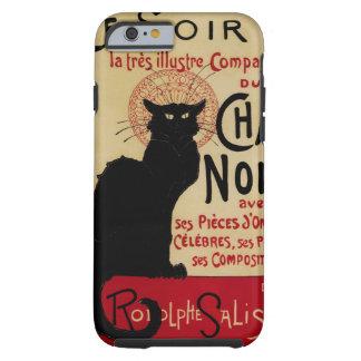 Arte Nouveau do vintage, Le Conversa Noir Capa Tough Para iPhone 6