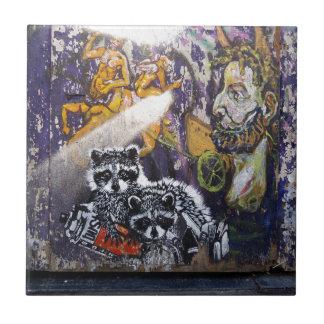 Arte Nr da rua dos grafites de Amsterdão. 1 -
