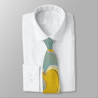 Arte original da aguarela do gastroenterologista gravata
