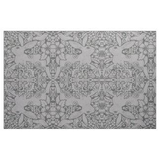 Arte original exclusiva do design do tecido