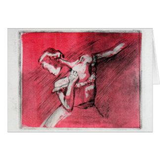 arte para o cartão da caridade