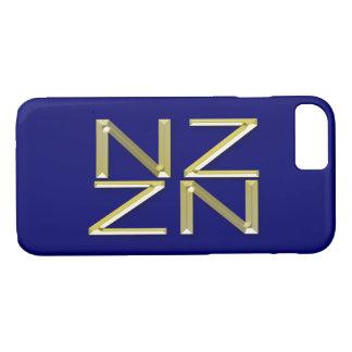 Arte patriótica do design de Nova Zelândia do Capa iPhone 7