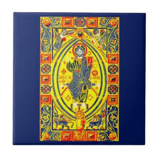 Arte popular bizantina Jesus