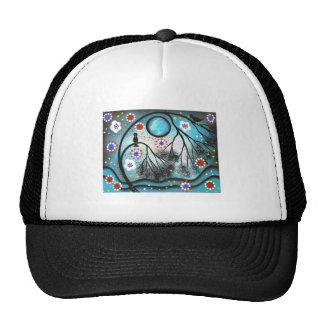 ARTE POPULAR pelo chapéu de LORI EVERETT Boné