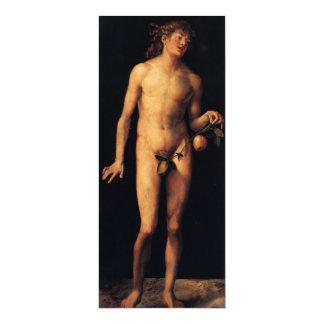 Arte religiosa fina - Adam Convite 10.16 X 23.49cm