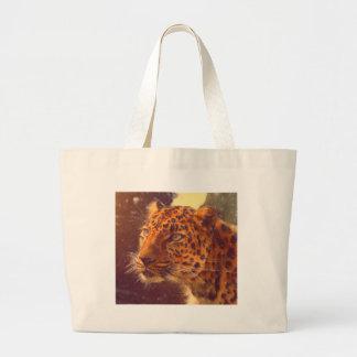 arte - selvagem bolsa de lona