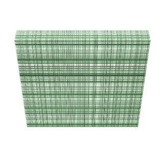 Arte verde das canvas da xadrez