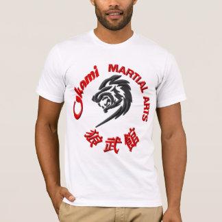 Artes marciais de Okami Camiseta