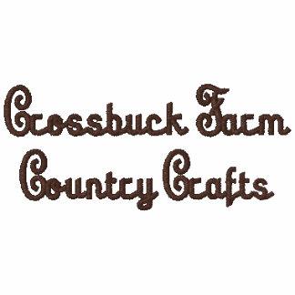 Artesanatos do país da fazenda de Crossbuck